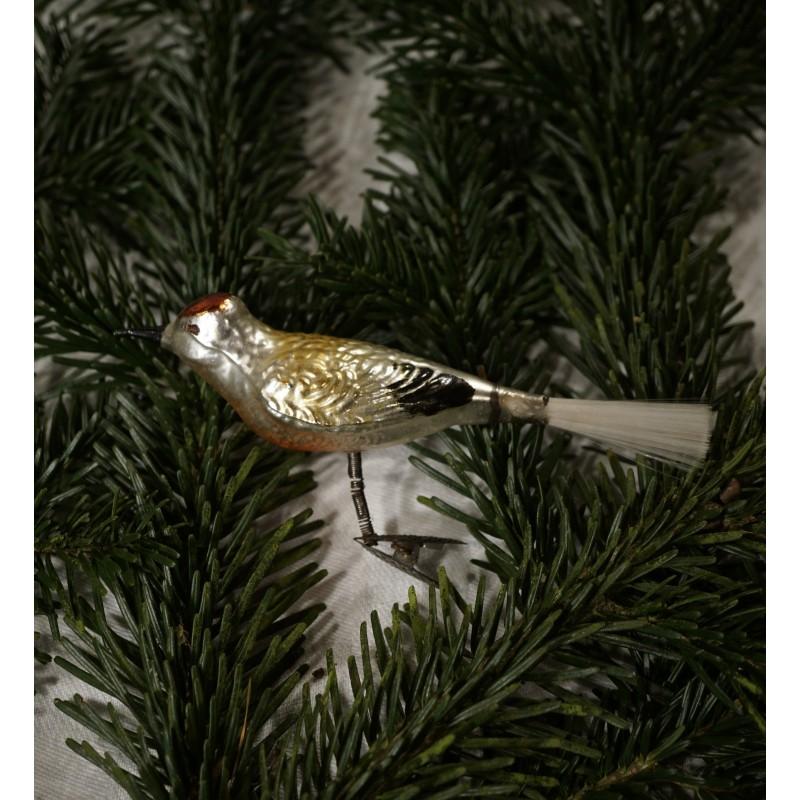 Gammelt julekort fra 1918. mål: 14 x 9 cm.