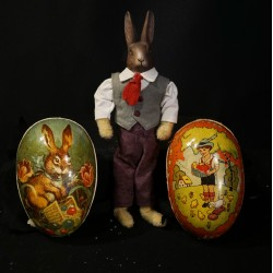 Old easter rabbit...