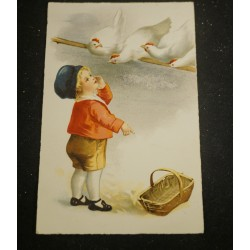 Antique easter card from...