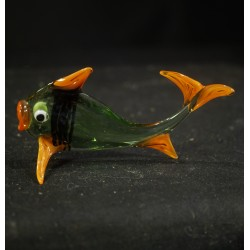 Antique/old glass ornament,...