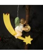Erzgebirge/ Wood ornaments.