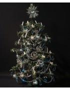 Juletræer.